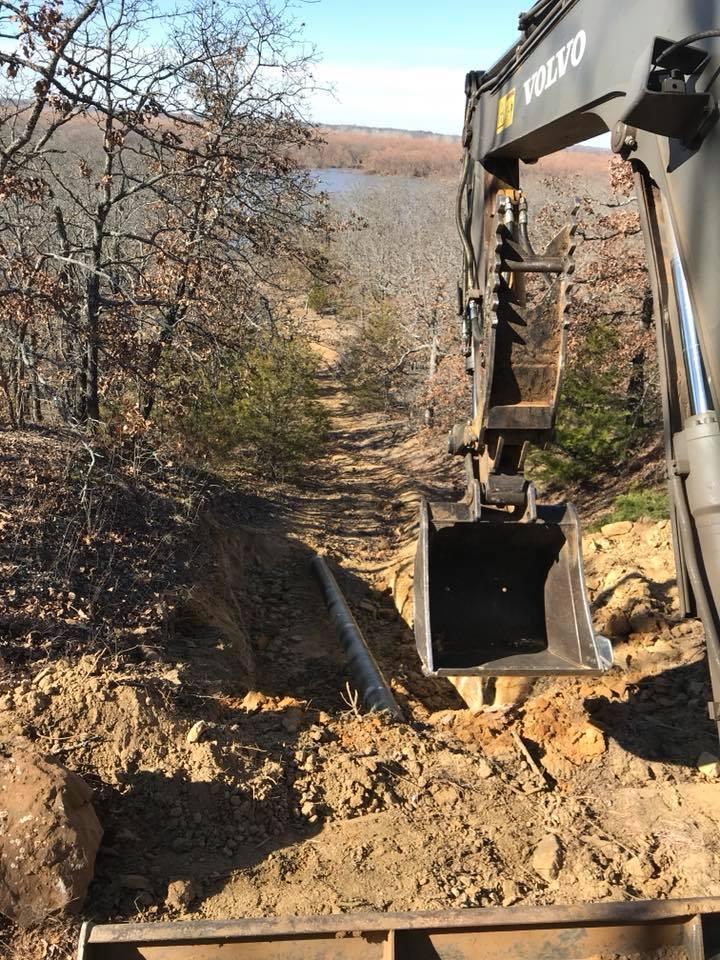 Pipeline Right of Ways & Maintenance